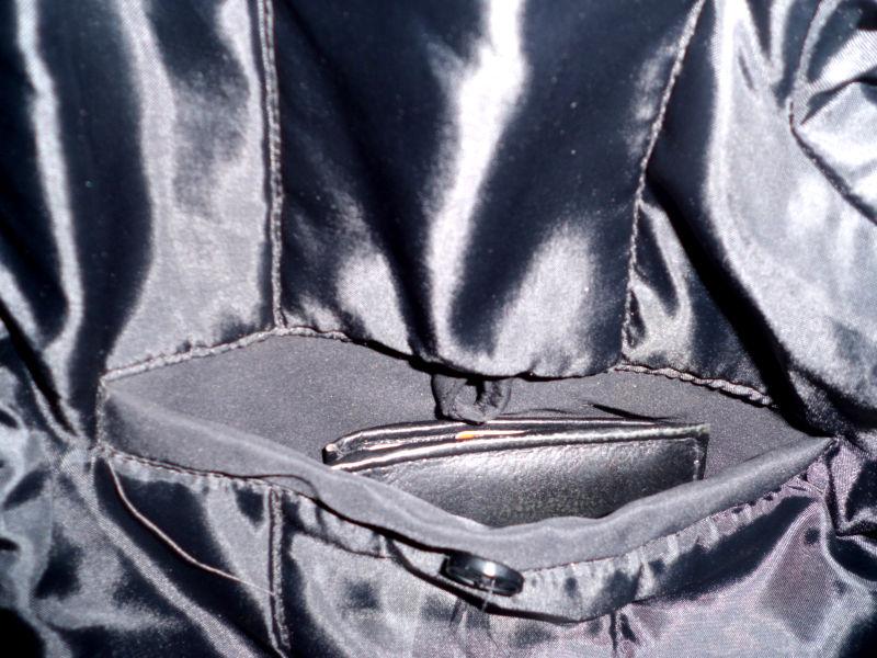 Geldbörse Jackentasche