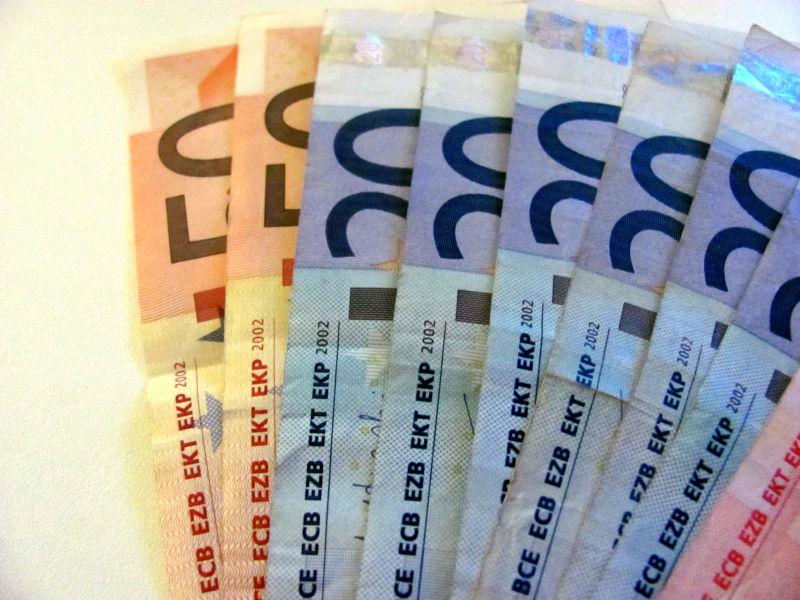 Punkte in Geld einlösen