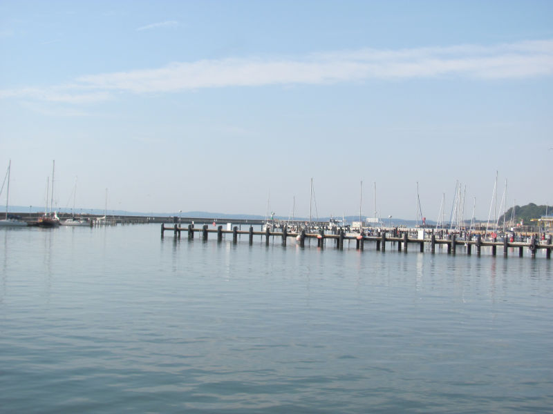 Urlaub Sassnitz Hafen