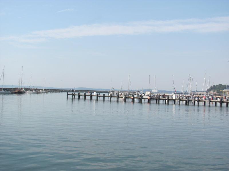 Urlaub Sassnitz Hafen