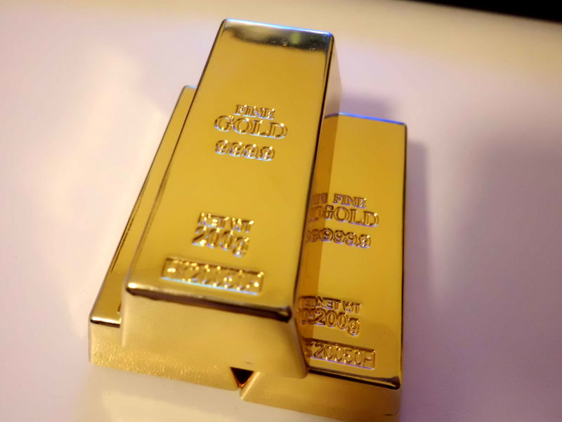 Geld in Gold anlegen