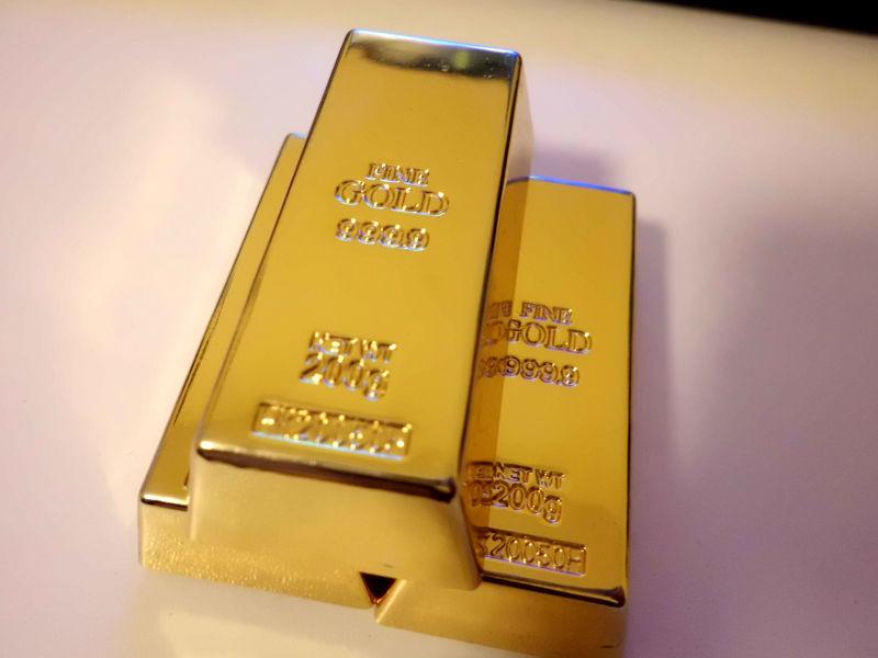 Geld in Gold anlegen