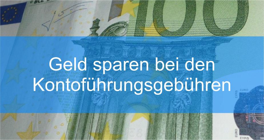 Geld sparen Konto