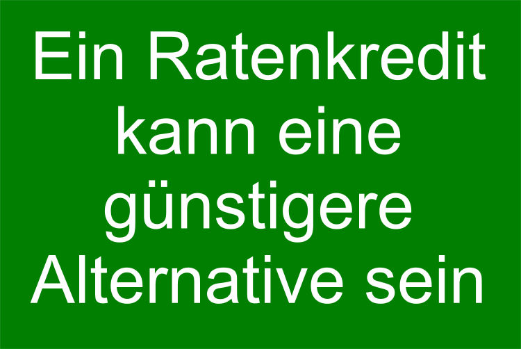 ratenkredit-guenstiger