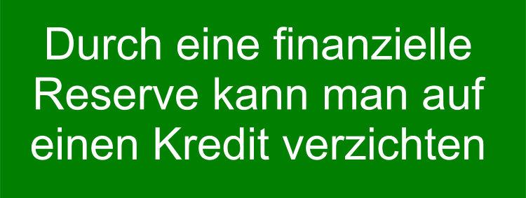 auf-kredit-verzichten