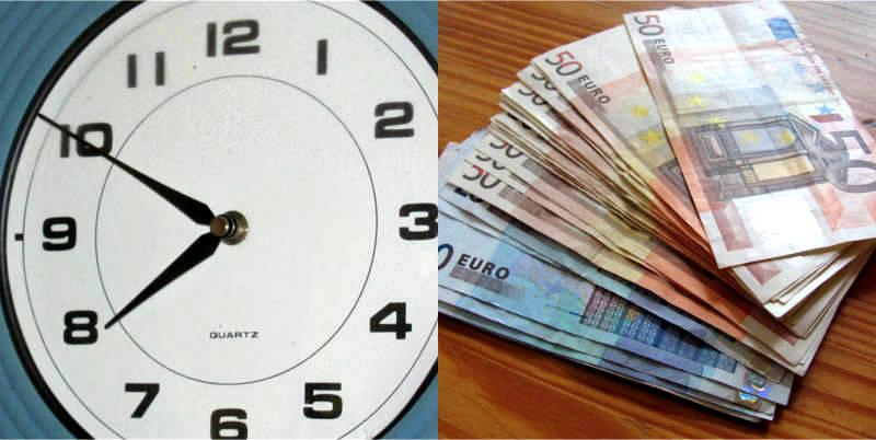 Geldanlage Zeit lassen