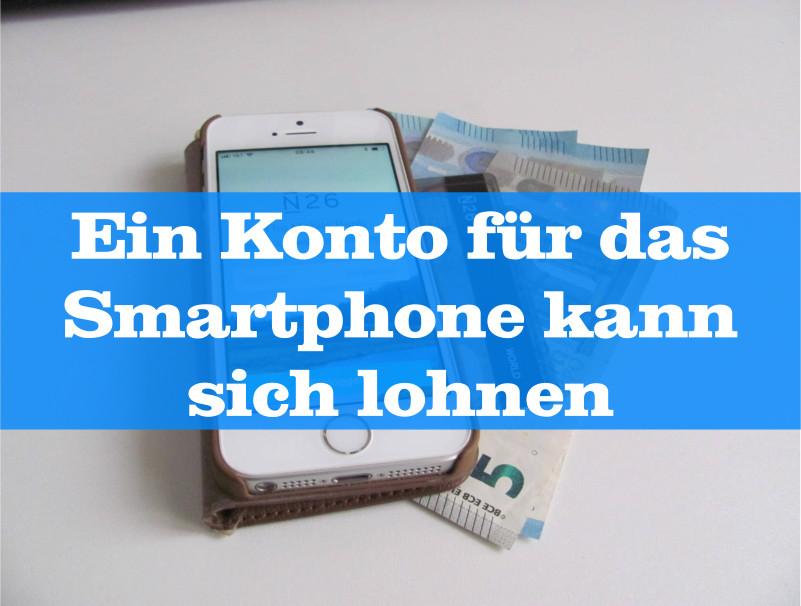 Girokonto für Smartphone