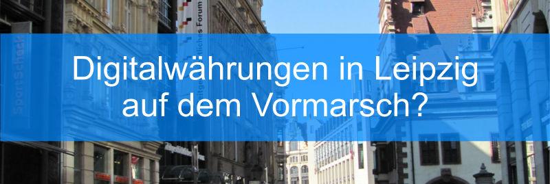 Digitalwährungen Leipzig