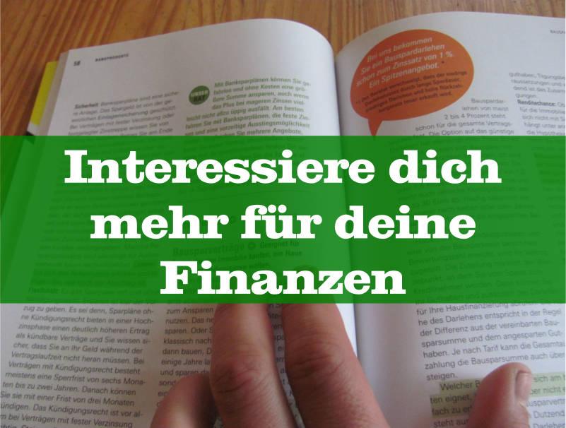 Eigene Finanzen