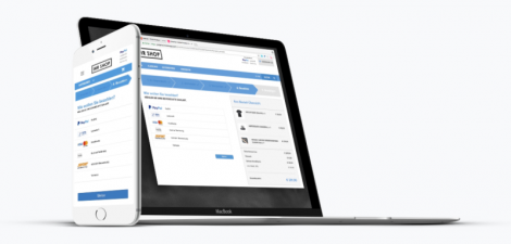 PayPal Plus Shop