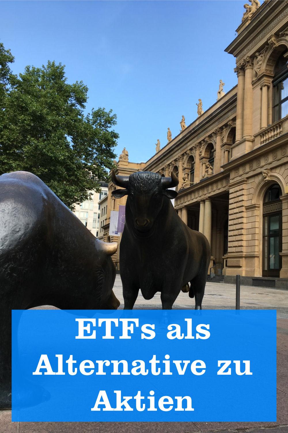 ETF und Aktien