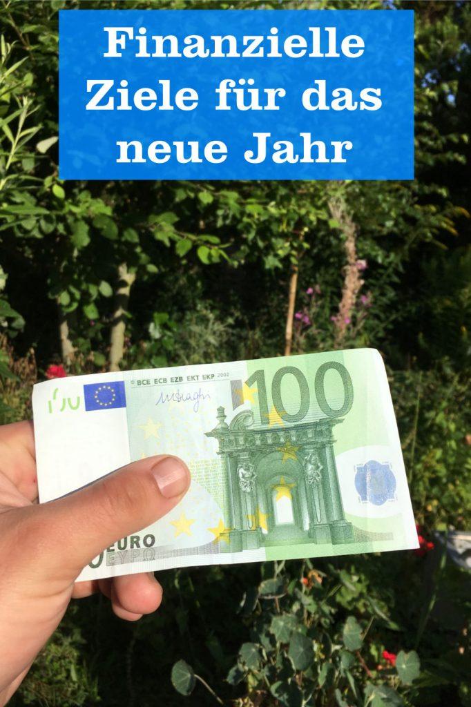 Geld Ziele