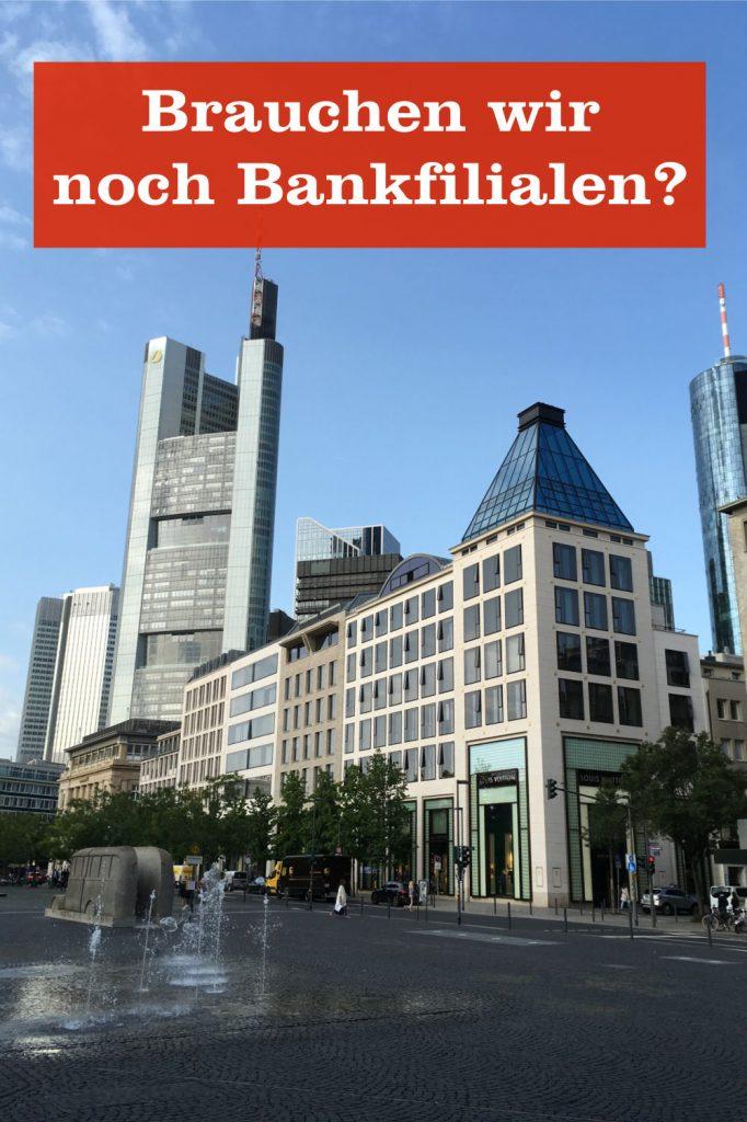 Banken noch nötig