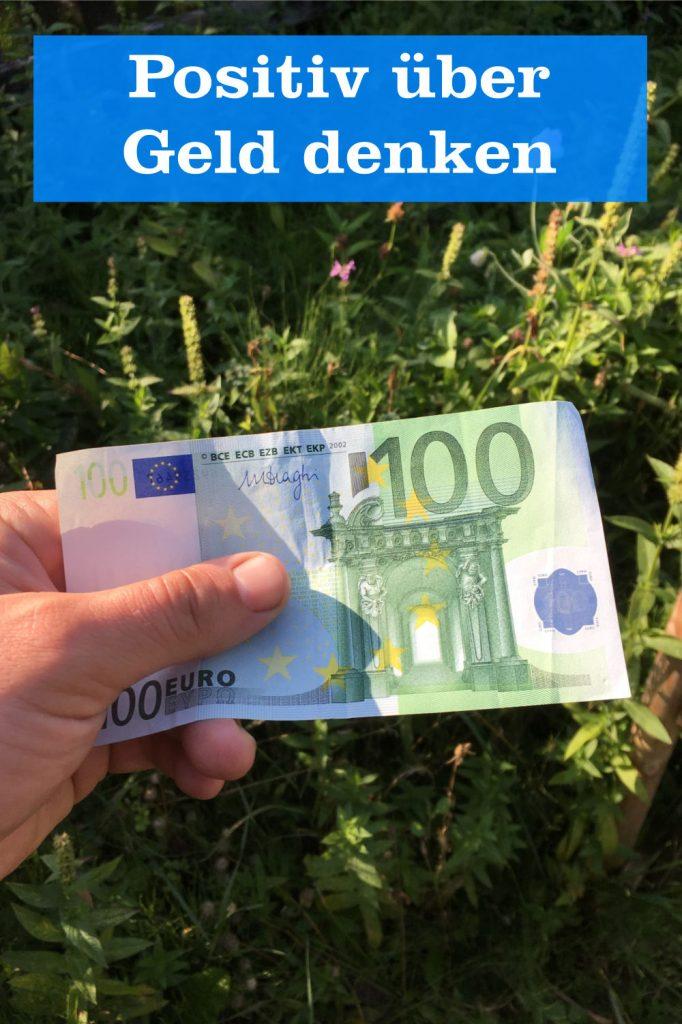 Geld nachdenken