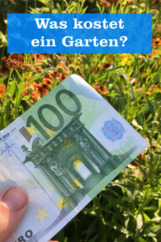 Was kostet ein Garten