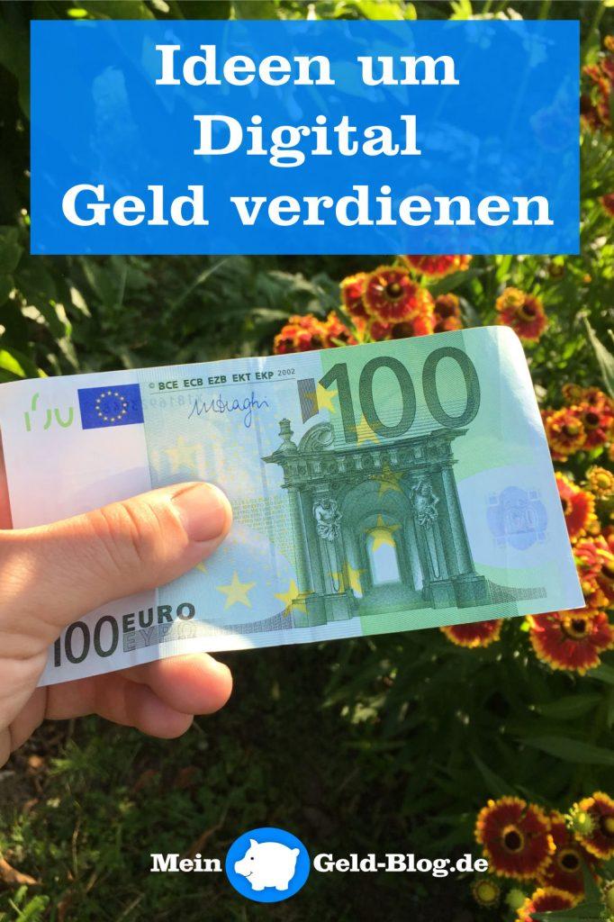 Digital Geld verdienen