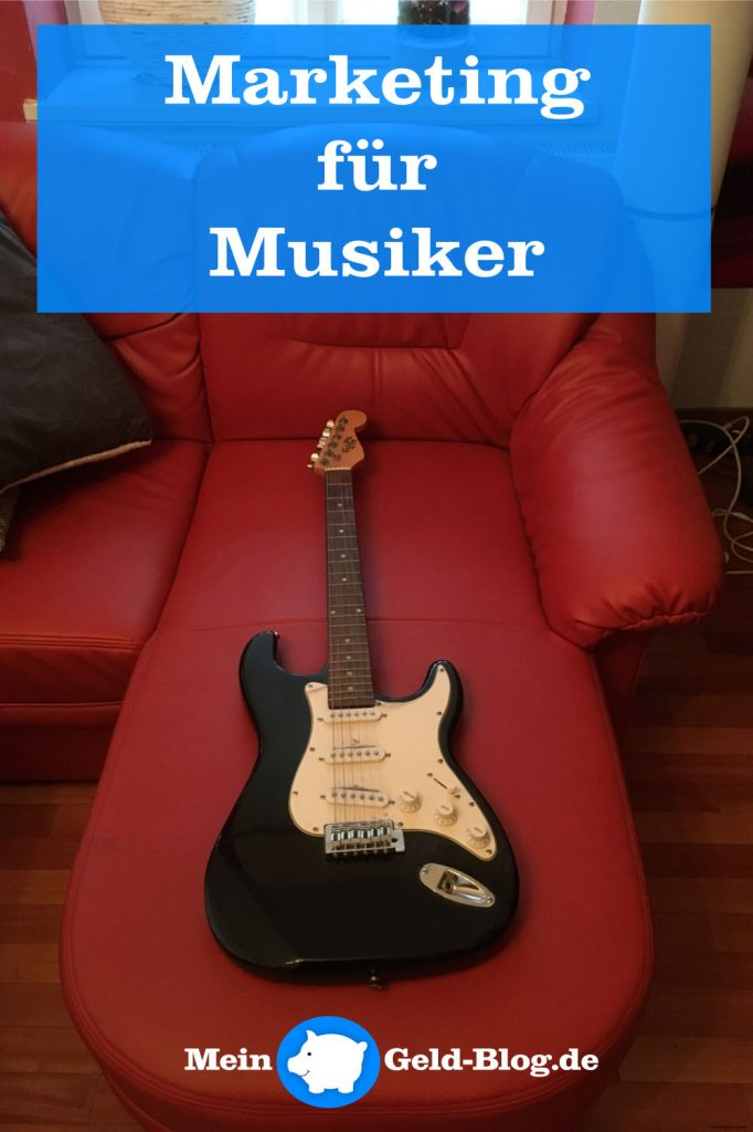 Marketing für Musiker