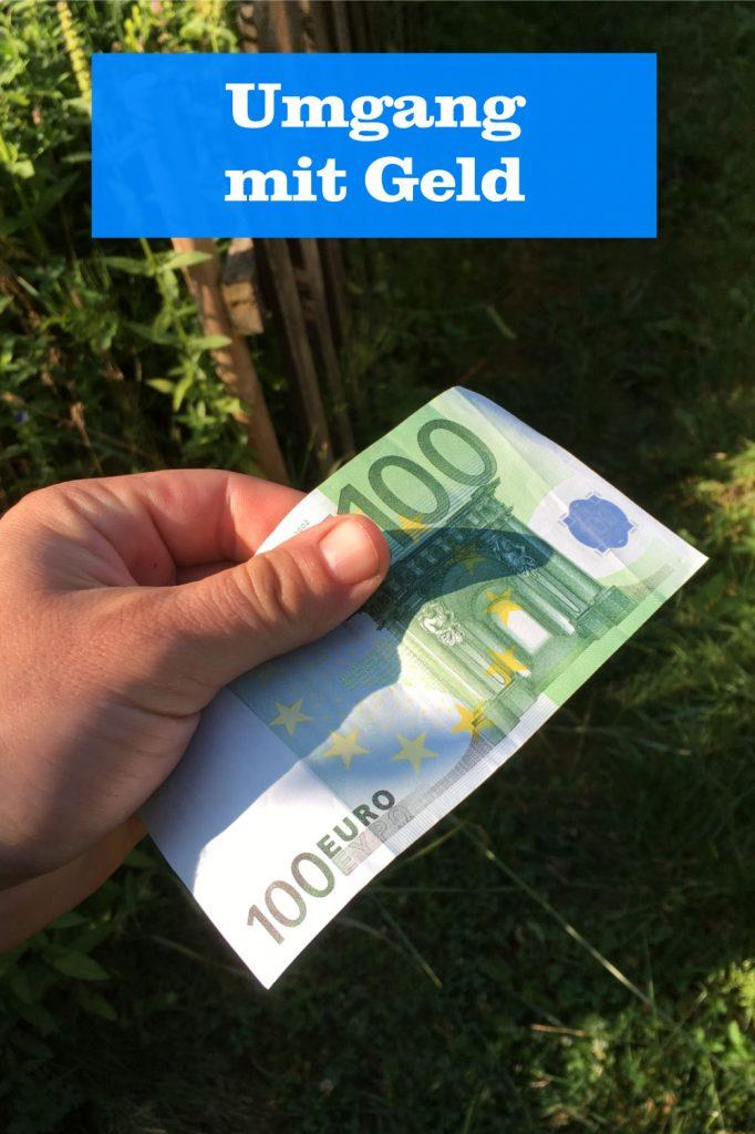 Richtige Umgang mit Geld